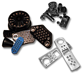 injection molded parts